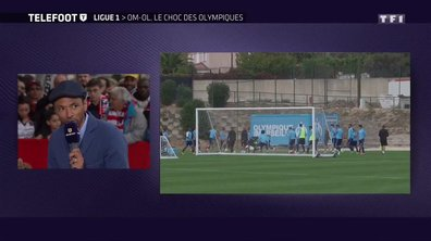 "OM-OL : ""Avantage Marseille"" pour Edouard Cissé"