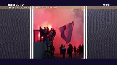 OM-PSG : Les ultras sont chauds !