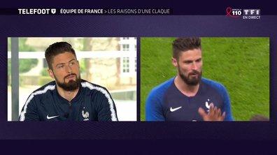 """""""Quand on met pas les ingrédients qu'il faut..."""" Olivier Giroud sur les raisons de la défaite"""