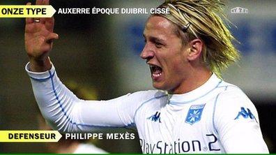 Onze type : l'AJ Auxerre époque Djibril Cissé