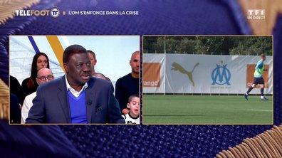"""Pape Diouf : """"Je n'aurais peut-être pas pris Rudi Garcia"""""""