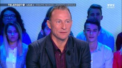 """Papin : """"Mbappé est l'avenir du football français"""""""