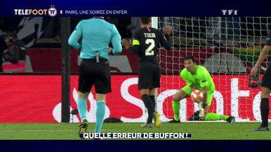 Ligue des champions - Paris, une soirée en enfer