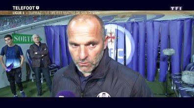 Pascal Dupraz se confie sur la fin de saison de Toulouse