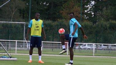 Paul Pogba et Kurt Zouma régalent à l'entraînement