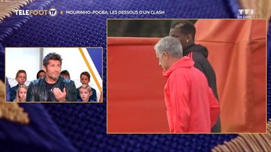 """Pogba-Mourinho : Pour Bixente Lizarazu, """"ça ne fonctionne pas !"""""""
