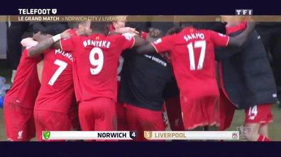 Le Grand Match : Norwich - Liverpool