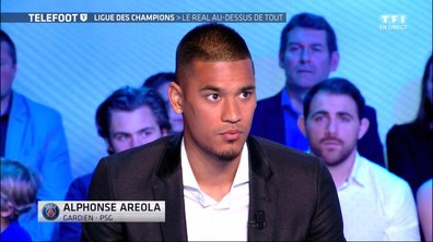 PSG-Alphonse Areola : Objectif Ligue des champions