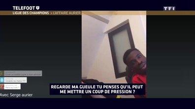 PSG : Aurier insulte Blanc dans une vidéo