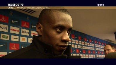 PSG : Blaise Matuidi se confie sur l'affaire Serge Aurier
