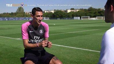 """PSG - Di Maria : """"Si Mbappé continue, il gagnera le Ballon d'Or"""""""