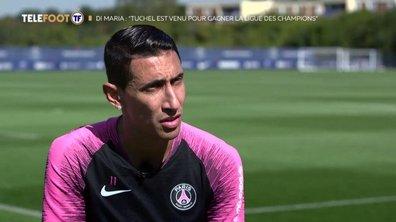 """PSG - Di Maria : """"Tuchel m'a donné ce petit plus de motivation"""""""