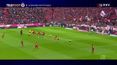 Bundesliga, le Bayern impitoyable