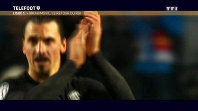 PSG : Ibrahimovic, le retour du roi