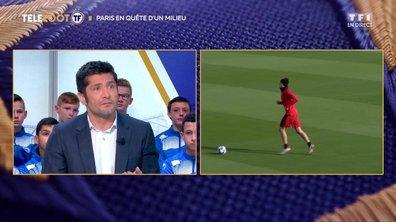 """PSG - Lizarazu : """"Relancer Rabiot, c'est prioritaire aujourd'hui"""""""