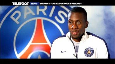 """PSG - Matuidi : """"Une saison pour l'histoire"""""""