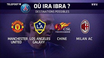 PSG : Où partira Zlatan Ibrahimovic et qui le remplacera ?