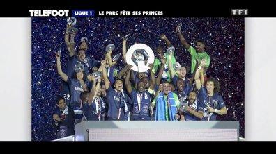 PSG : Le Parc fête ses Princes