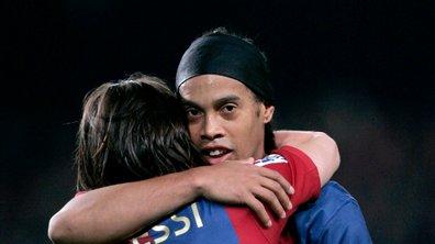 [Téléfoot 29/01] PSG : Ronaldinho, le retour de l'idole