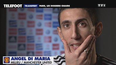 PSG - Transfert : Di Maria à Paris ?