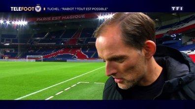 """PSG - Tuchel : """"Rabiot ? Tout est possible"""""""