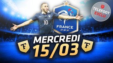 La Quotidienne du 15/03 : Karim Benzema non retenu dans la présélection de Didier Deschamps