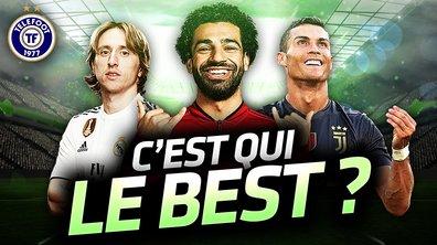 La Quotidienne du 24/09 - Ben Arfa chanteur, Messi fait mal, qui est The Best 2018 ?