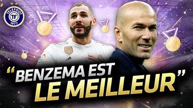 """La Quotidienne du 23/04 - """"Benzema est le meilleur"""""""