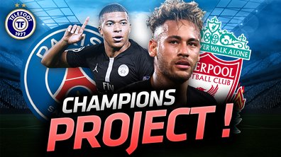 La Quotidienne du 28/11 - Champions project !