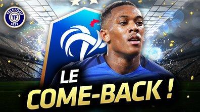 La Quotidienne du 08/11 - Le come-back de Martial chez les Bleus !