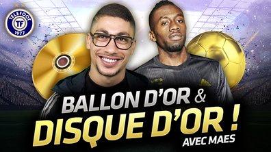 La Quotidienne du 30/11 - Disque d'or et Ballon d'or !