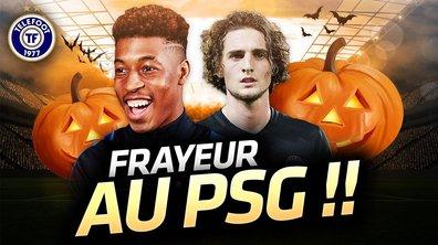 La Quotidienne du 31/10 - Frayeur au PSG !