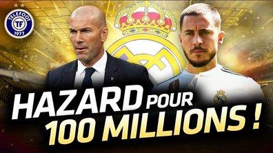 La Quotidienne du 14/05 : Hazard au Real pour 100 millions !