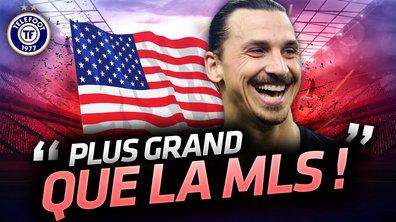 La Quotidienne du 05/10 - Ibrahimovic plus fort que la MLS ?