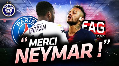 La Quotidienne du 10/01 - Merci Neymar !