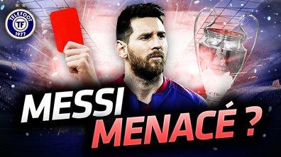 La Quotidienne du 03/05 : Messi menacé ?
