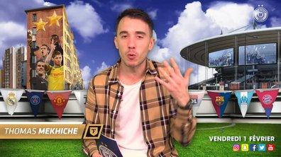 La Quotidienne du 01/02 - Neymar en a marre !