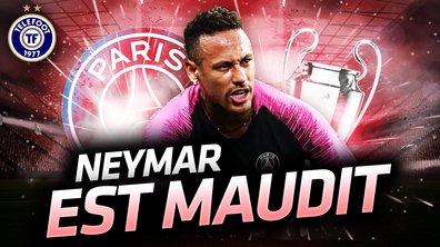 La Quotidienne du 30/01 - Neymar est maudit !