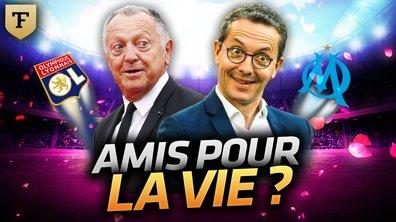 La Quotidienne du 12/02 : Aulas-Eyraud, amis pour la vie ?