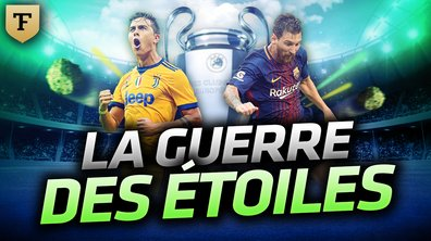 La Quotidienne du 12/09 : Barça-Juve, la guerre des étoiles !