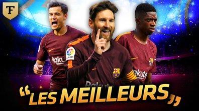 """La Quotidienne du 30/04 - Le Barça ? """"Les meilleurs"""""""