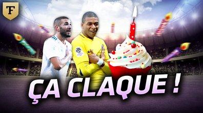 La quotidienne du 20/12 : Benzema - Mbappé, ça claque !!