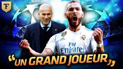 """La Quotidienne du 02/05 - Benzema ? """"Un grand joueur!"""""""