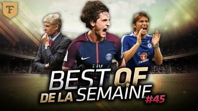 Best of de la Quotidienne #45 - Rabiot, Wenger, Conte