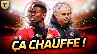 La Quotidienne du 19/02 : Ca chauffe entre Mourinho et Pogba !