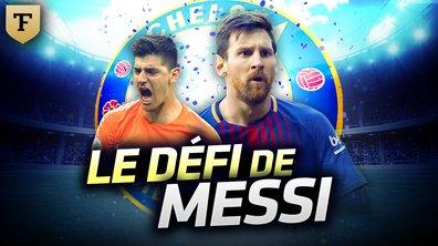 La Quotidienne du 20/02 : Chelsea-Barça, le défi de Messi