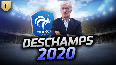 La Quotidienne du 31/10 : Deschamps 2020 !