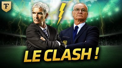 La Quotidienne du 24/11 - Domenech / Ranieri : le clash !