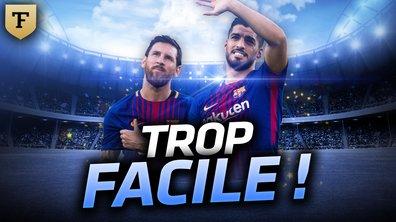 La Quotidienne du 16/01 : Trop facile pour le Barça !
