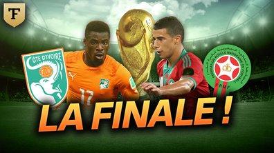 La Quotidienne du 10/11 : La finale Côte d'Ivoire - Maroc !